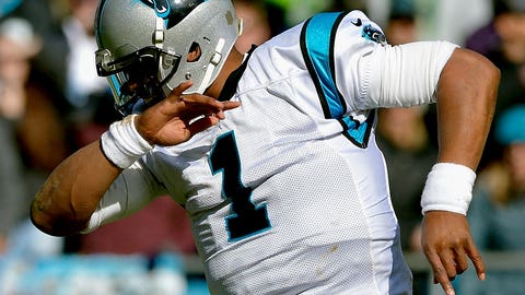 The Dab: 2015 Panthers
