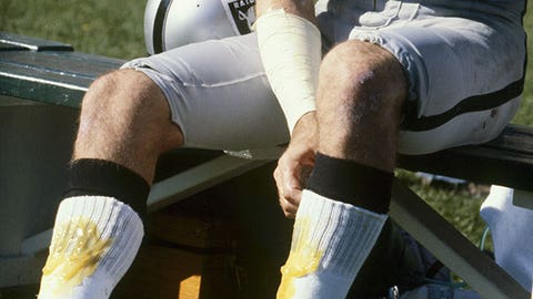Super Bowl XI (Pasadena): Raiders 32, Vikings 14