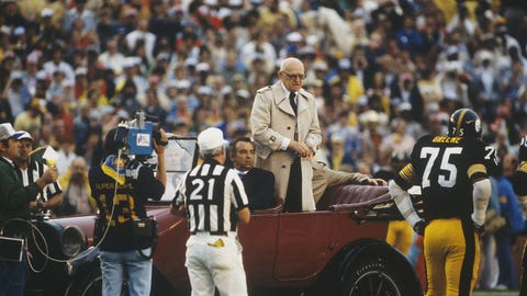 Super Bowl XII (Miami): Steelers 35, Cowboys 31
