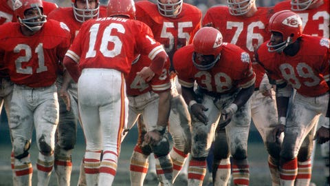 Super Bowl IV (New Orleans): Chiefs 23, Vikings 7