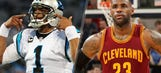 LeBron James has no intentions on imitating Cam Newton, says 'I'm the LeBron of the NBA'