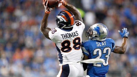 Demaryius Thomas, Denver Broncos