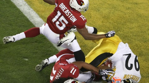 Super Bowl XLIII: James Harrison's crazy interception return