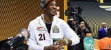 Aqib Talib remembers getting scolded by teacher after dreaming about NFL
