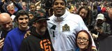Cam Newton wouldn't let cancer victim's bucket list go unchecked