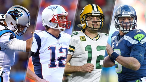 NFL Power Rankings: Familiar faces at the top