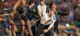 Halftime Review: Coldplay lets guests overshadow band