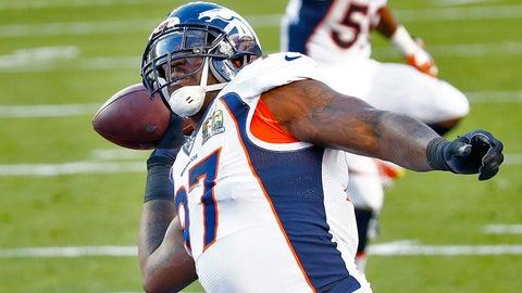 Malik Jackson, defensive lineman, Broncos