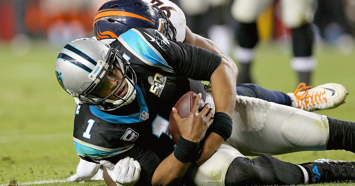 4c0db364345 Gold cleats mix-up got Cam s Super Bowl Sunday off on the wrong foot ...