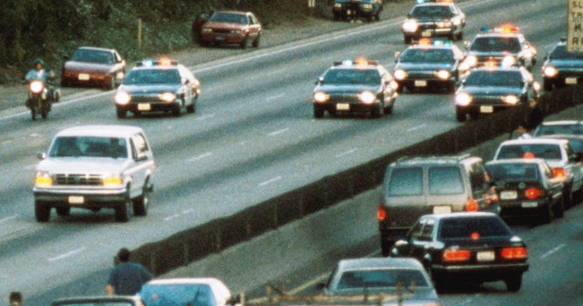 Jeff Van Gundy told an unbelievable story about O.J. Simpson's Bronco chase during Game 4 | FOX ...