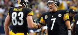 Ben Roethlisberger says he cried over Heath Miller's retirement news
