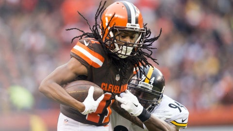 San Diego Chargers -- Travis Benjamin (WR)