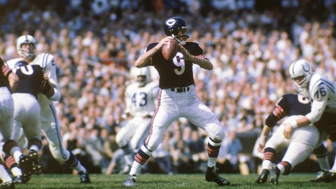 Bill Wade, NFL quarterback, Oct. 4, 1930-March 9, 2016