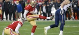 Veteran kicker Phil Dawson signs one-year deal with 49ers