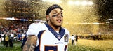 Broncos' Shane Ray gets Chiefs logo tattooed on his back