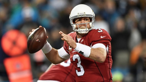 Carson Palmer will be the 2016 NFL Most Valuable Player