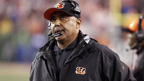 Cincinnati Bengals: Is Marvin Lewis coaching for his job?