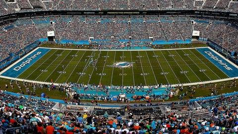 Miami Dolphins, $2.375 billion