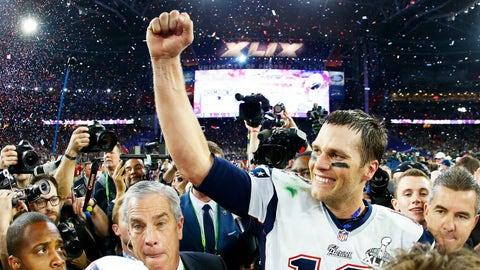 New England Patriots: 7/5