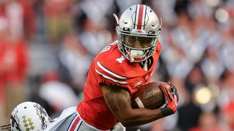 Houston Texans: WR Braxton Miller, 3rd round (85th overall)