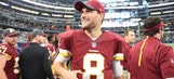 Redskins GM says team wants to lock up Kirk Cousins with a 'big contract'
