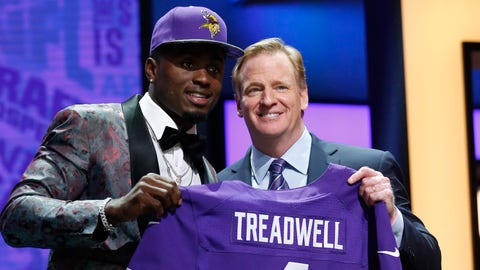Minnesota Vikings: No. 2 receiver