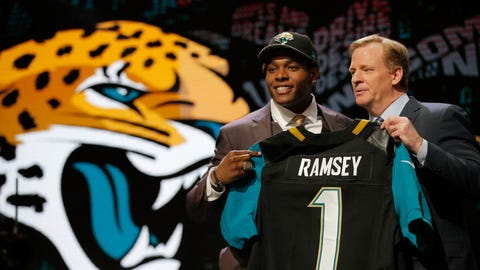 Jacksonville Jaguars: 6