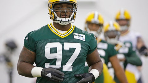 Green Bay Packers: DT Kenny Clark, 1st round (27th overall)