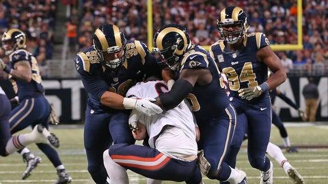 Seattle Seahawks at Los Angeles Rams, 4:05 p.m. FOX (714)