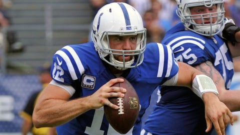 Andrew Luck (Colts, 2012)