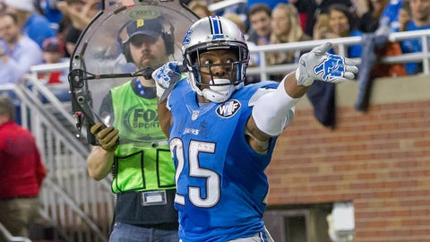 Detroit Lions: Backup running back