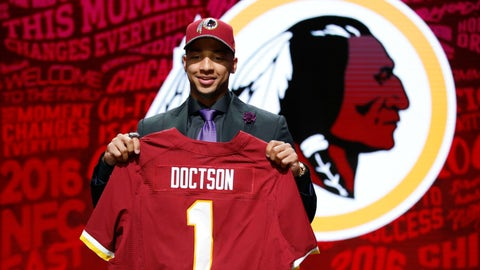 Washington Redskins: WR Josh Doctson, 1st round (22nd overall)
