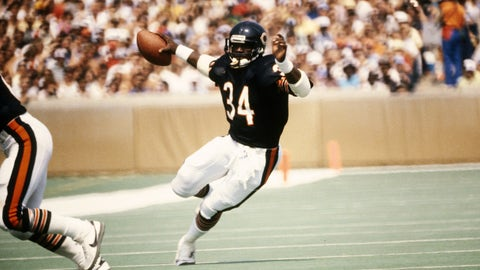 Chicago Bears: RB Walter Payton, first round (4 overall), 1975