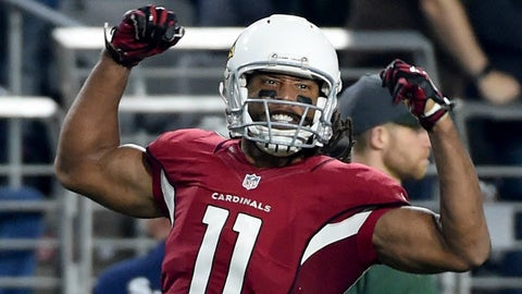 Drafting Larry Fitzgerald and Randy Moss