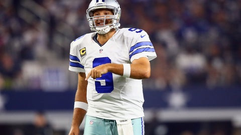 Tony Romo, Dallas Cowboys