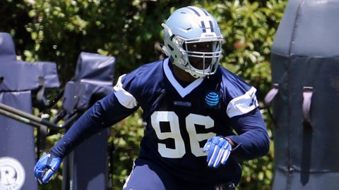 Maliek Collins, DT, Cowboys