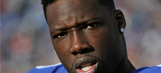 The Giants used Jason Pierre-Paul to remind rookies to have a safe summer