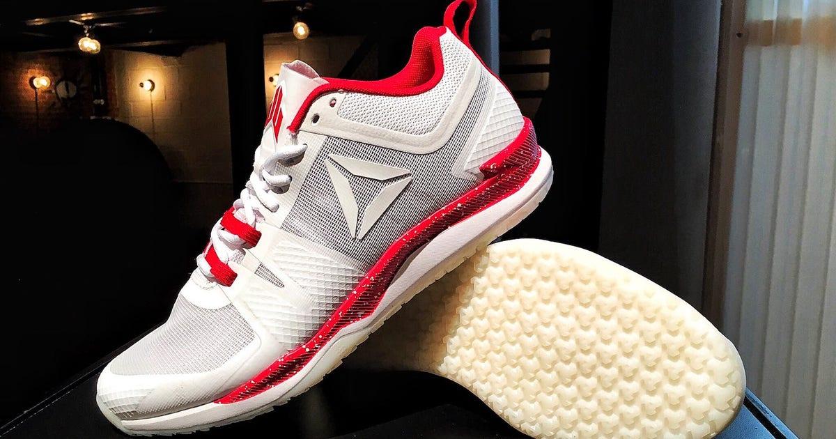 46809e36fd5fbb J.J. Watt unveils his first signature Reebok shoe