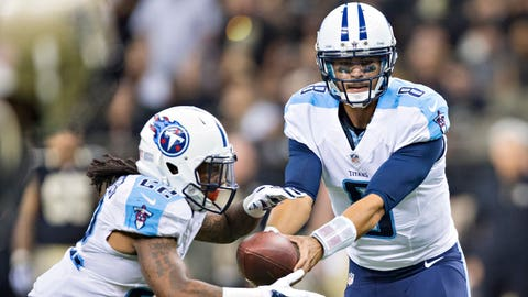 Titans (-4.5) over BEARS (Over/under: 42)