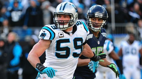 Luke Kuechly, LB, Panthers