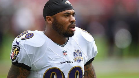 Baltimore Ravens: Steve Smith Sr., WR, age 37