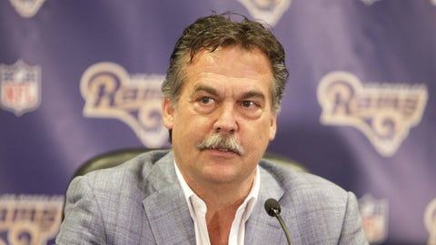 Jeff Fisher, Los Angeles Rams