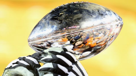 Who will see their reflection in the Lombardi Trophy this year?