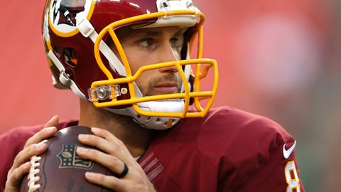 Kirk Cousins will lead the NFL in passing yards