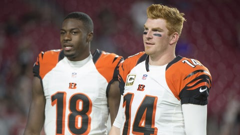 Cincinnati Bengals -- Wild Card playoffs