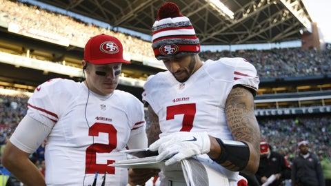 San Francisco 49ers: Quarterback