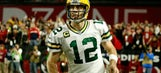 Coach says Aaron Rodgers is in 'the best shape I've seen him'