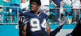 Report: Cowboys DE Randy Gregory is facing a longer suspension