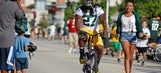 Fit and slimmer Eddie Lacy ready to pound away for Packers