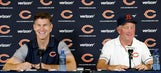 Bears show up to camp with renewed hope in Year 2 under Fox